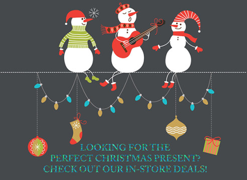 Christmas Sales, Discounts & Package Deals Oh My!