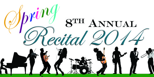 8th Annual Spring Recital 2014