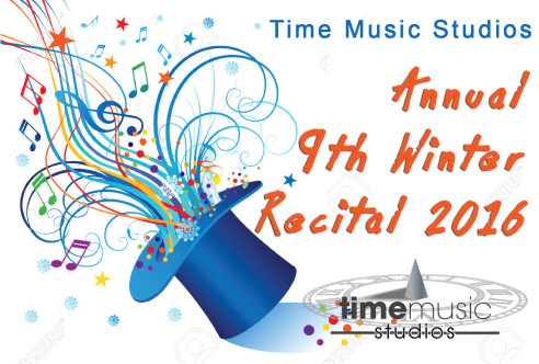 Annual Winter Recital 2016