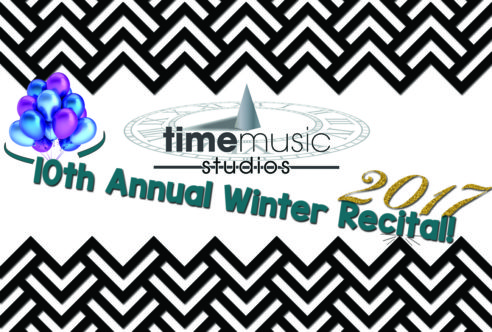 2017 Winter Recital